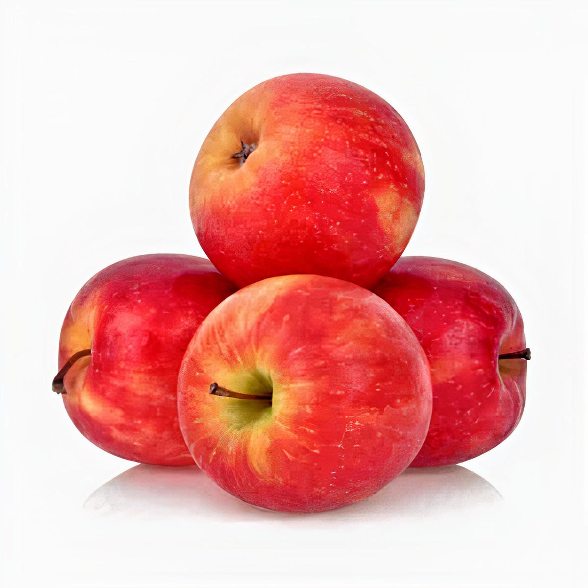 גברת ורודה תפוחים