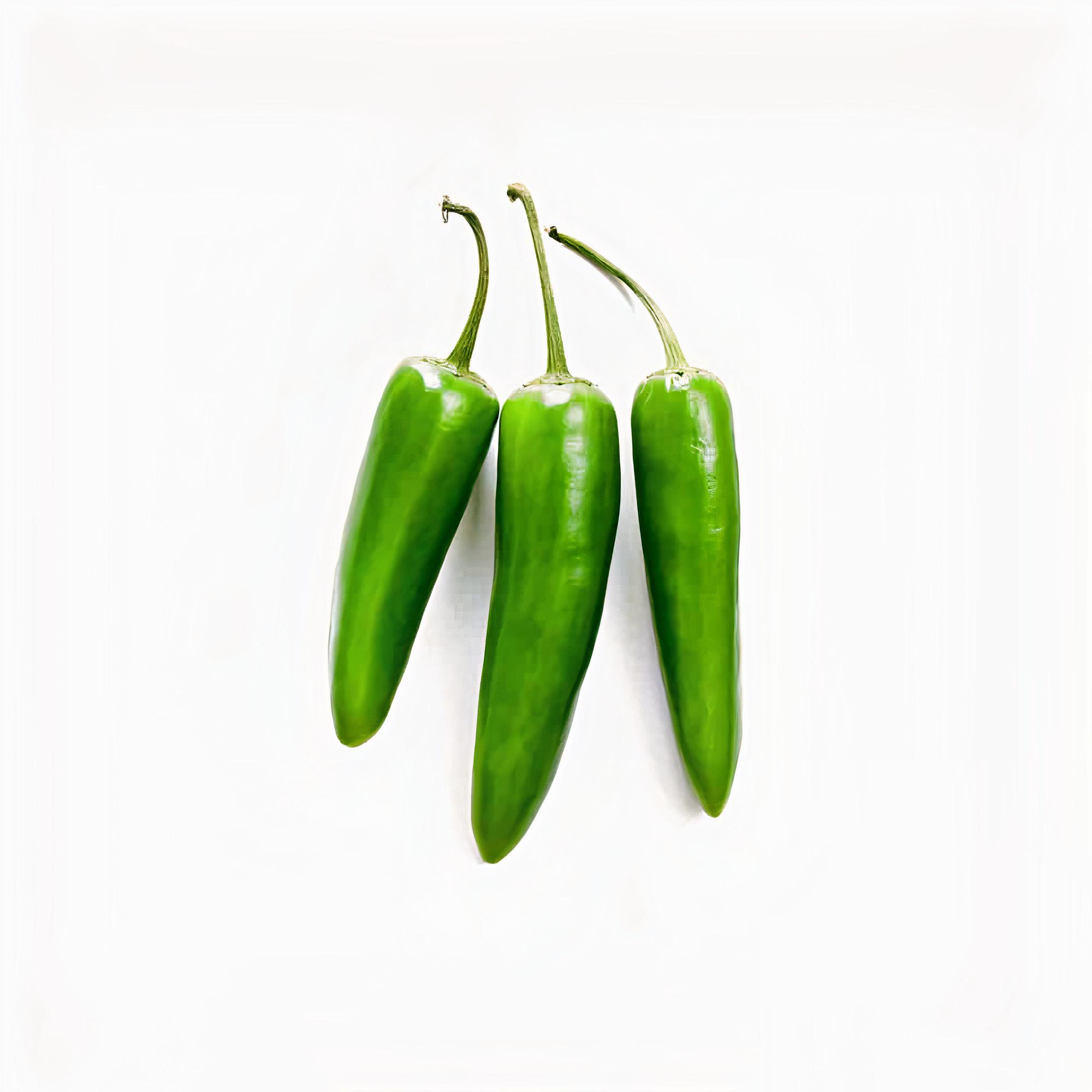 צ'ילי ירוק